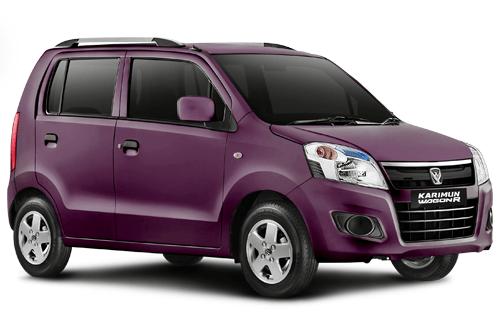 wagon r burgundy
