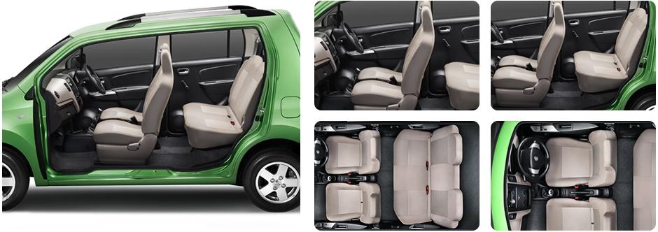 wagon r gl interior